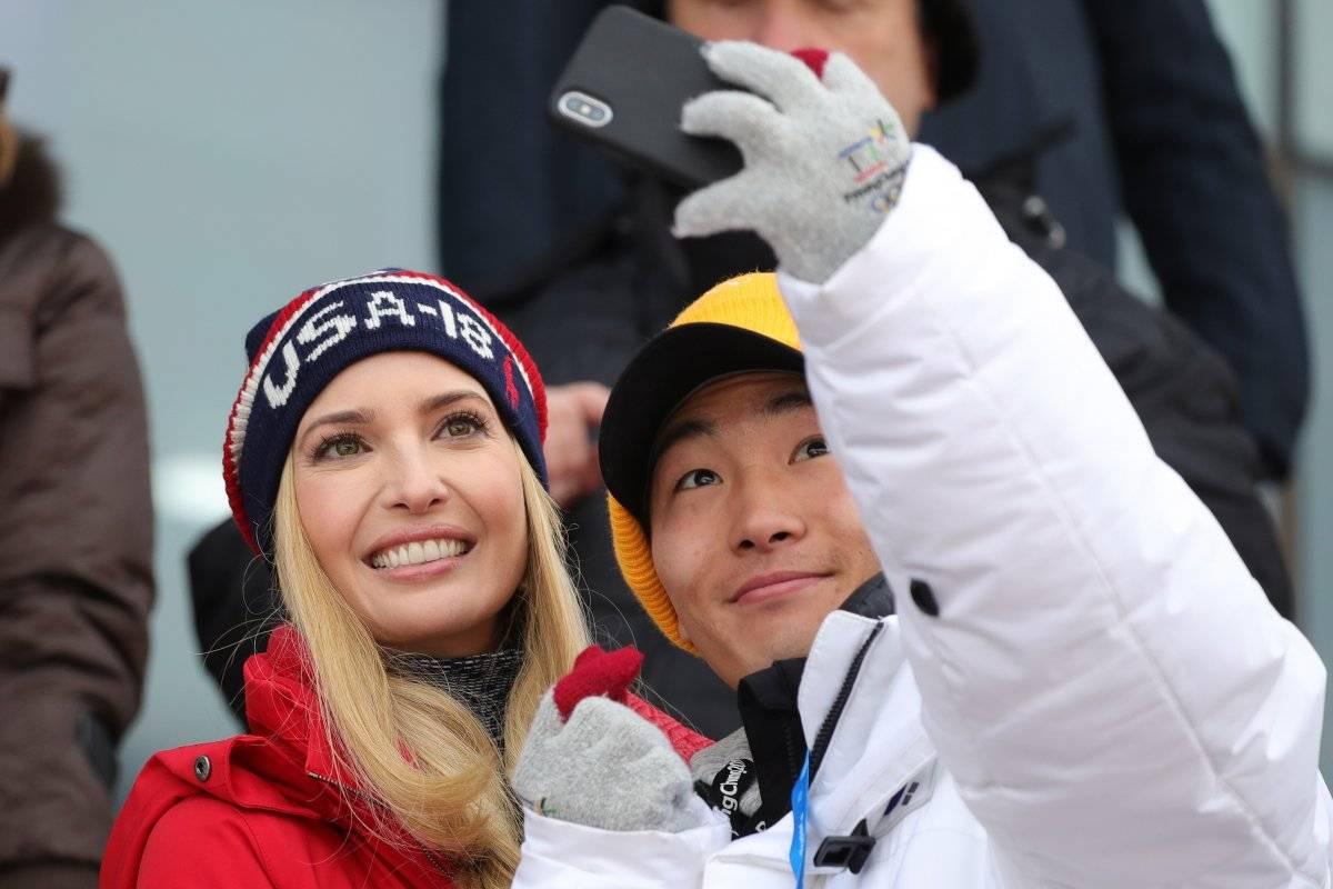 """Seúl ve en la visita de la hija de Trump una oportunidad para mejorar la disposición de Washington ante su estrategia de """"deshielo olímpico"""","""