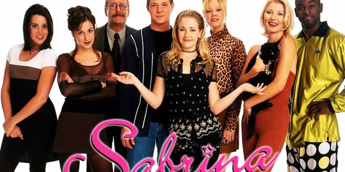Así se verán los protagonistas del remake de 'Sabrina, la bruja adolescente'