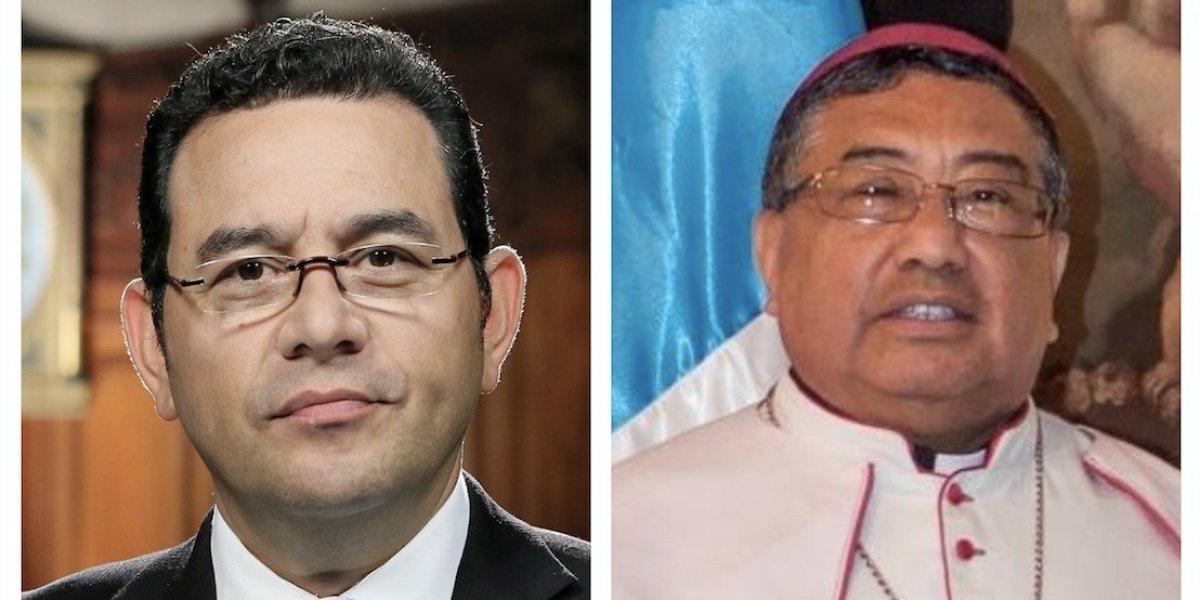 Con un Salmo, el presidente lamenta la muerte de Vian Morales
