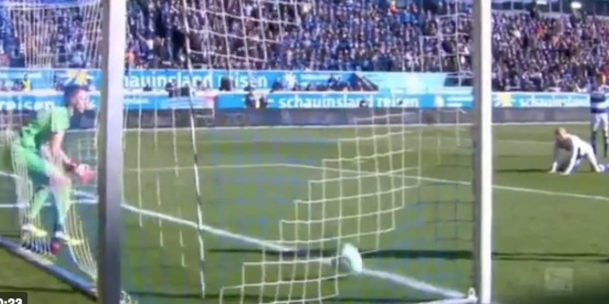 VIDEO: El gol más insólito en la historia reciente del futbol