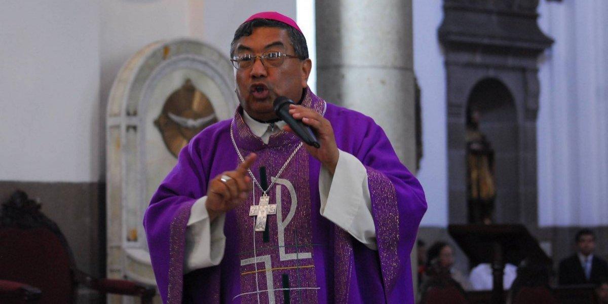 Las frases más fuertes de Monseñor Vian Morales contra los gobiernos de Guatemala