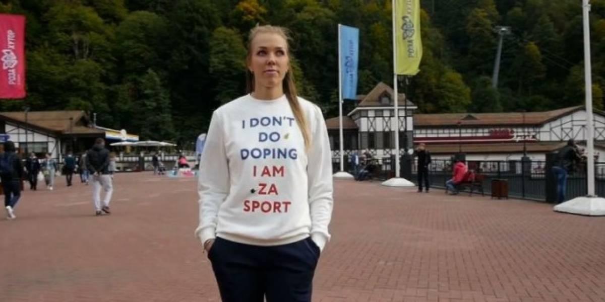 """Confirman positivo de doping a deportista de la campaña: """"yo no me dopo"""""""