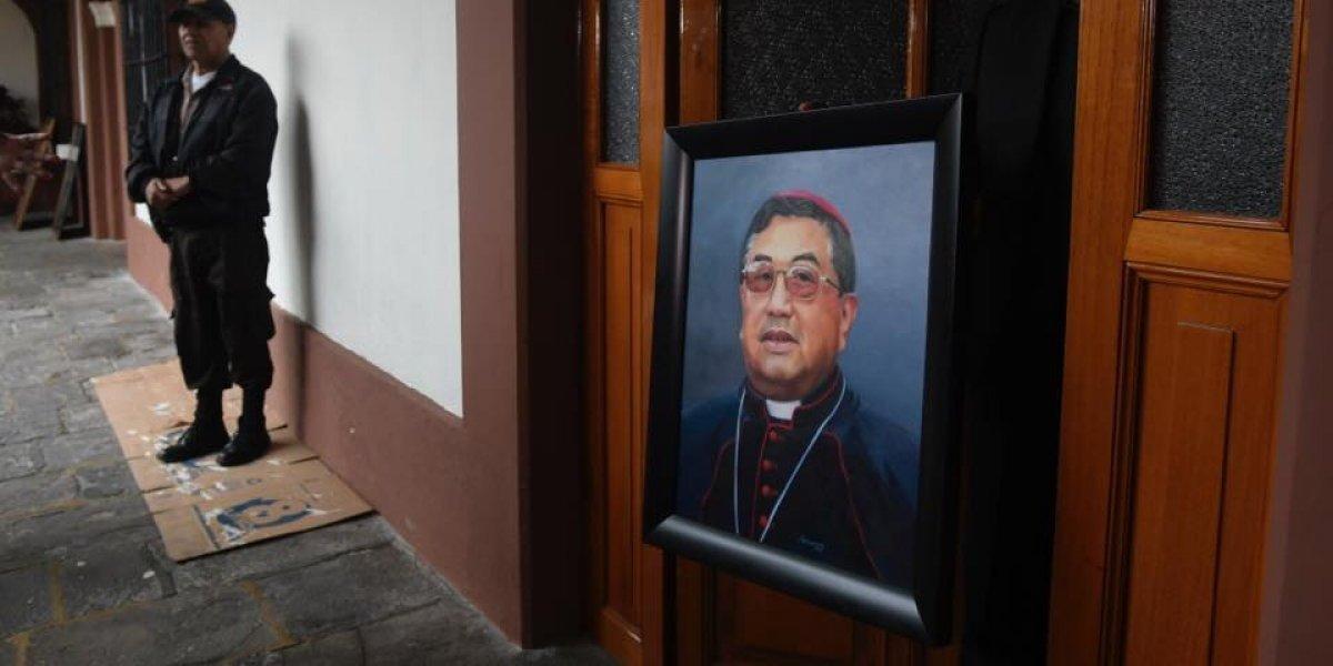 Se realizará multitudinaria misa por fallecimiento de Arzobispo