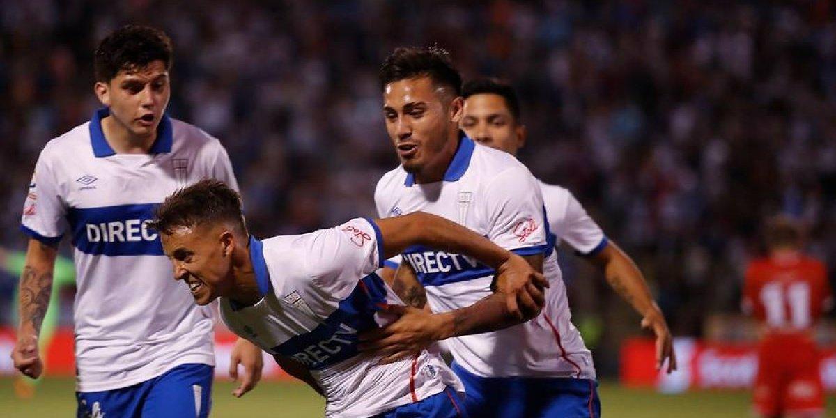 La UC se llena de gloria en San Carlos: Buonanotte comandó el triunfo del puntero ante Unión La Calera