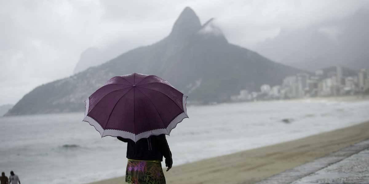 Rio de Janeiro volta ao estado de normalidade após chuvas