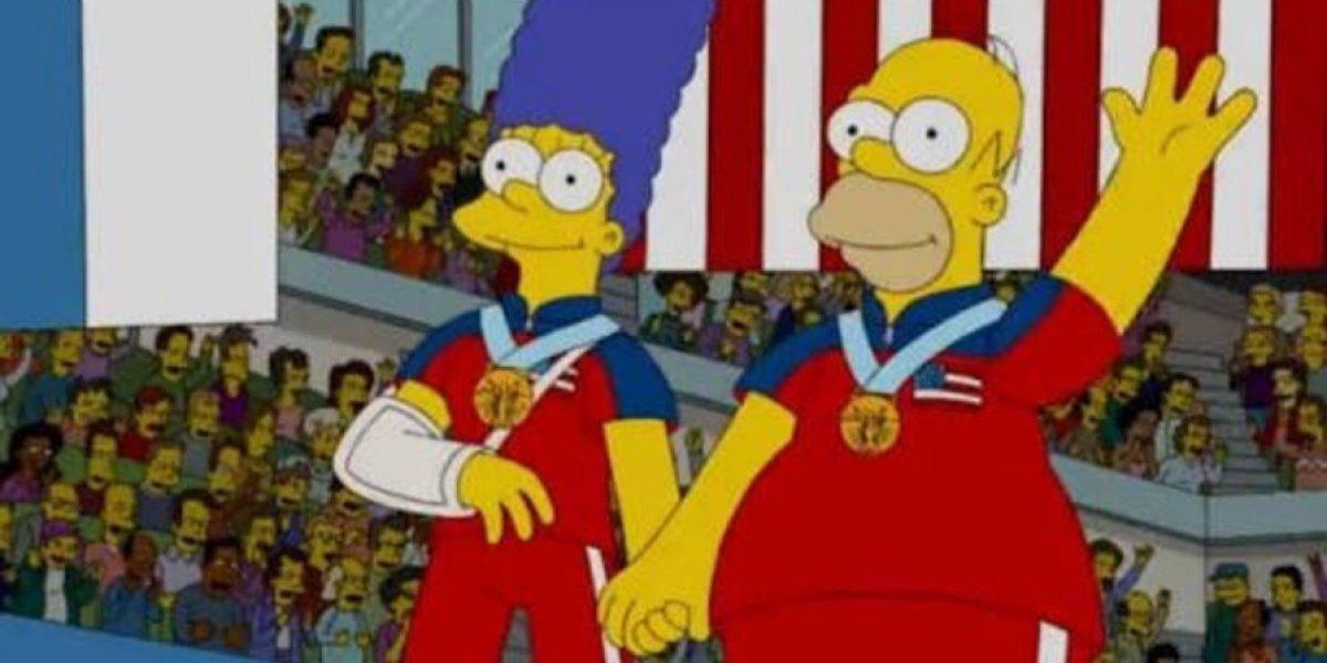 VIDEO. Los Simpson sorprenden con su increíble predicción en PyeongChang
