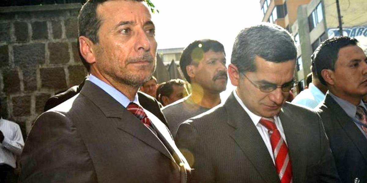 Fernando y Vinicio Alvarado, citados por Fiscalía
