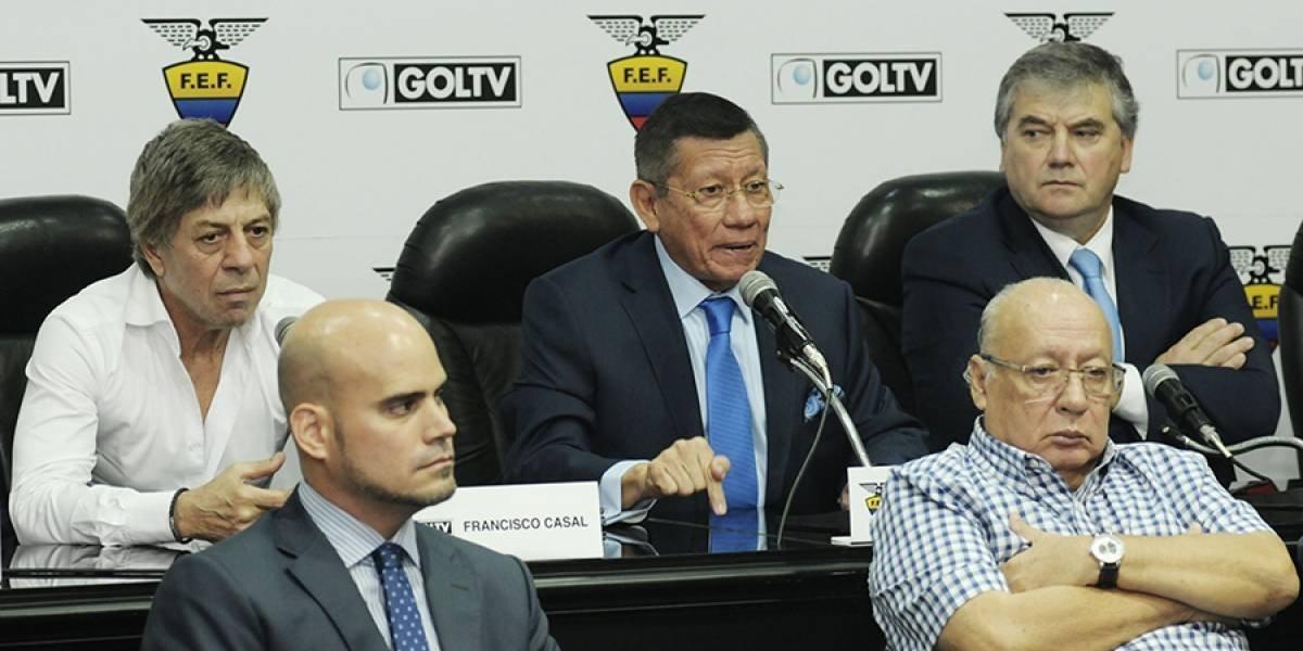 ¿La FIFA puede sancionar a Ecuador por los derechos deportivos?