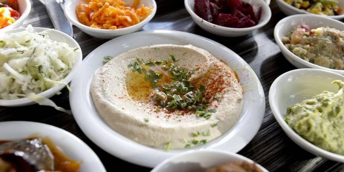 A comida que é alvo de disputas no Oriente Médio