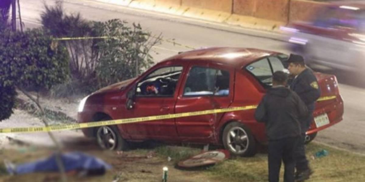 Muere otro menor por accidente vehicular, ahora en Iztapalapa