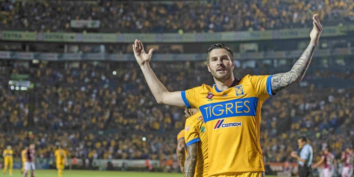 Tigres ruge en casa y derrota a Morelia