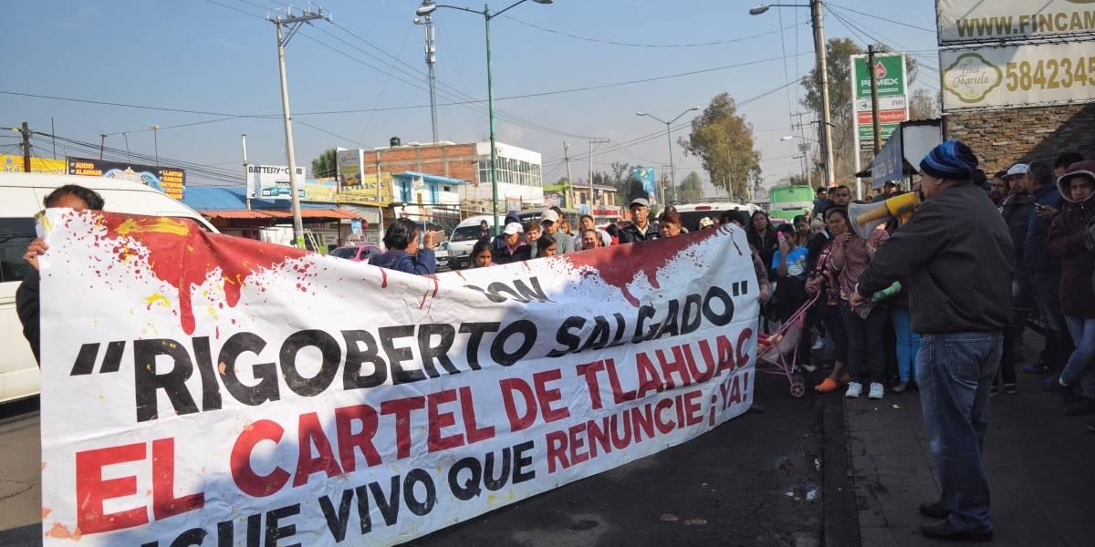 Vecinos buscan crear guardias comunitarias por Cártel de Tláhuac