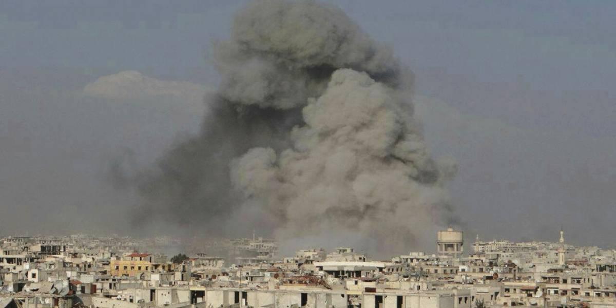 El régimen se ceba con Siria pese al voto de la ONU: ya hay casi 500 muertos