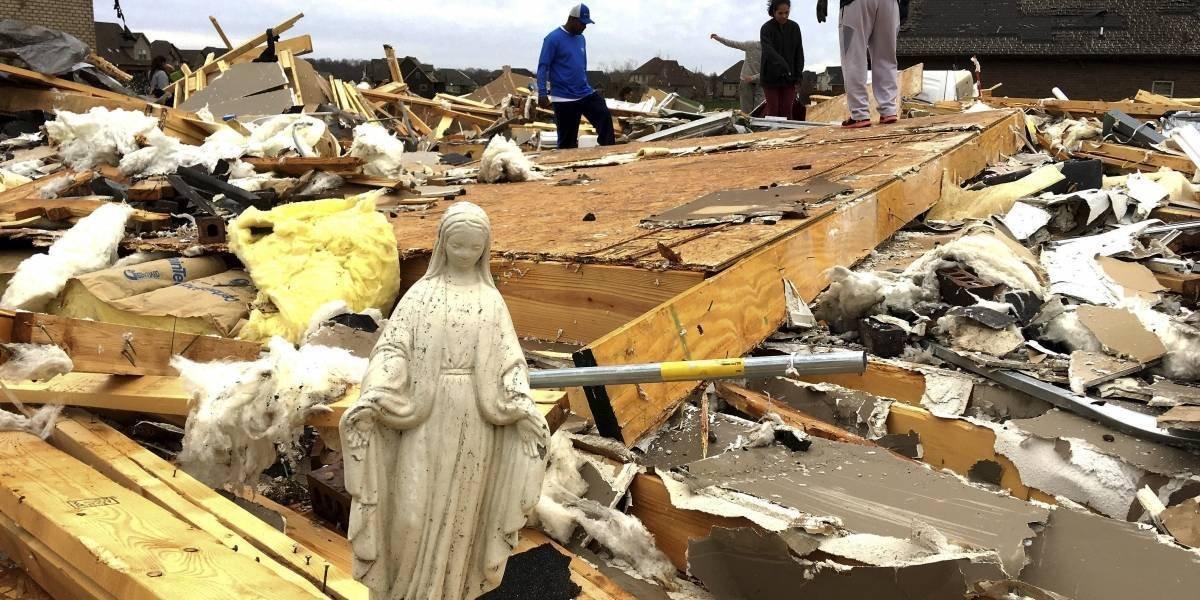 Al menos cuatro muertos por tormentas en EU