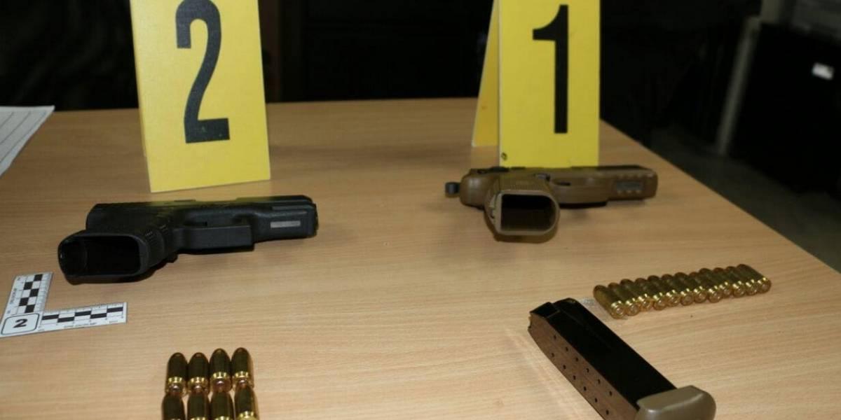 Guatemala es el sexto país en donde matan más personas con armas de fuego