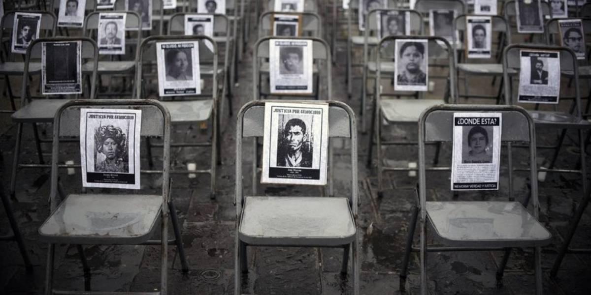 Demandan justicia y reparación para víctimas del conflicto armado interno
