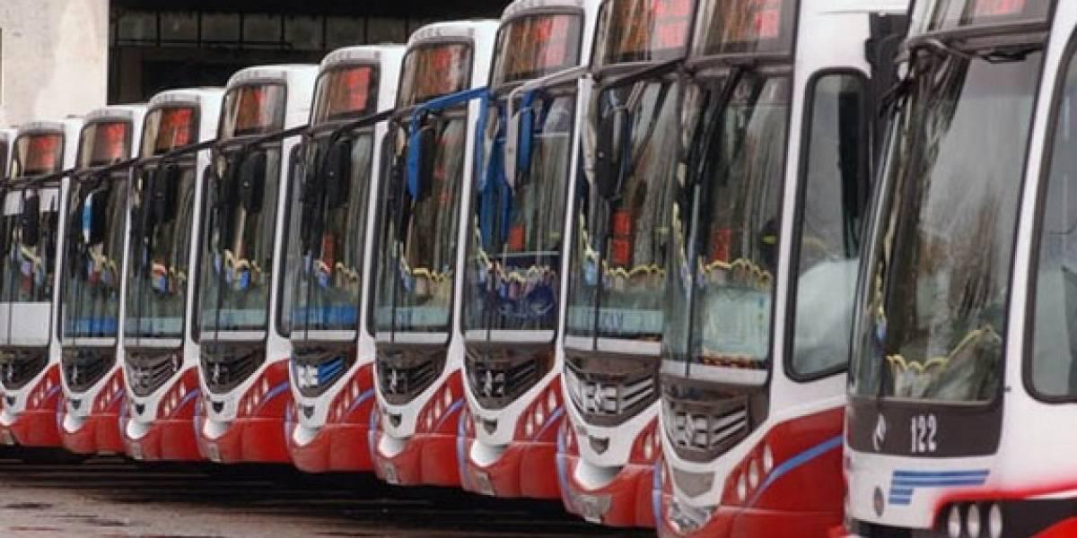 Transportistas anuncian paro de actividades