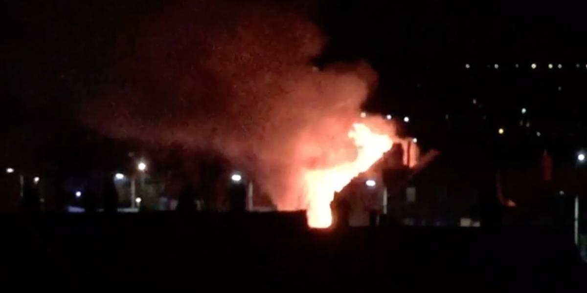 Gigantesca explosión destroza edificio en Inglaterra: llaman a no especular en un ataque terrorista