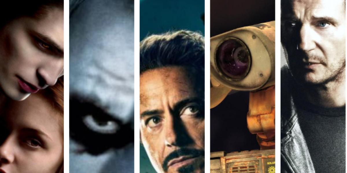 Películas que están por celebrar su décimo aniversario, ¿las recuerdas?