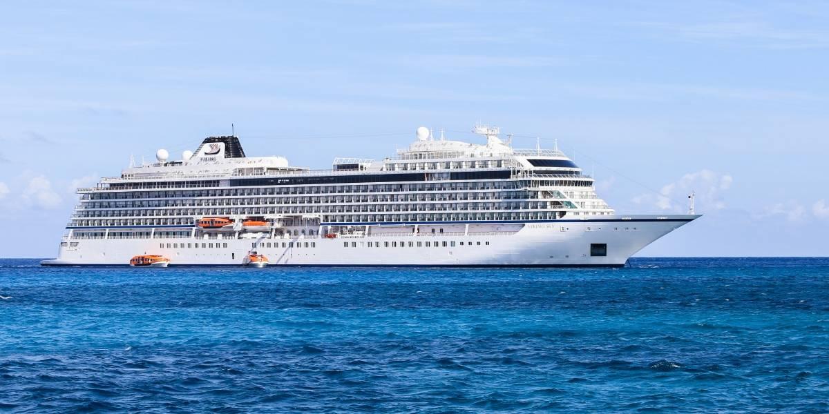 Aumentan 42% el número de cruceros que llegan a México en el actual sexenio