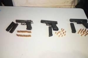 Detienen a dos policías antinarcóticos por robo de automóvil en Huehuetenango