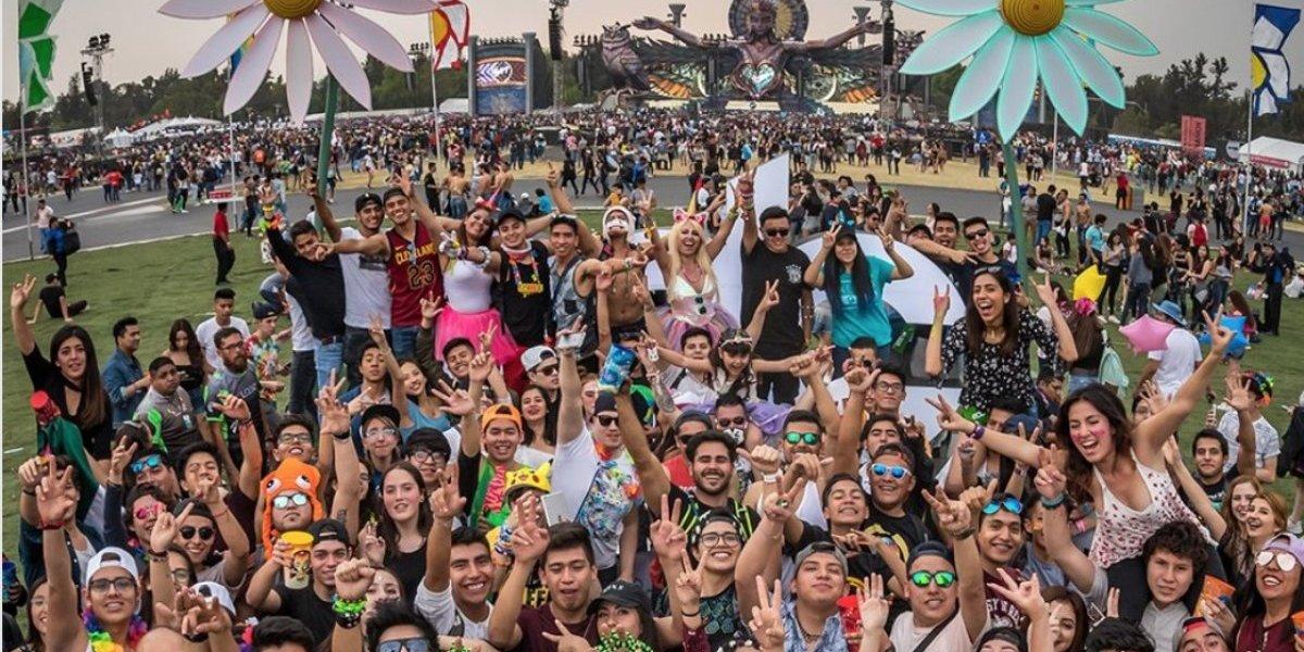 Así se vive el segundo día del EDC 2018 en la Ciudad de México