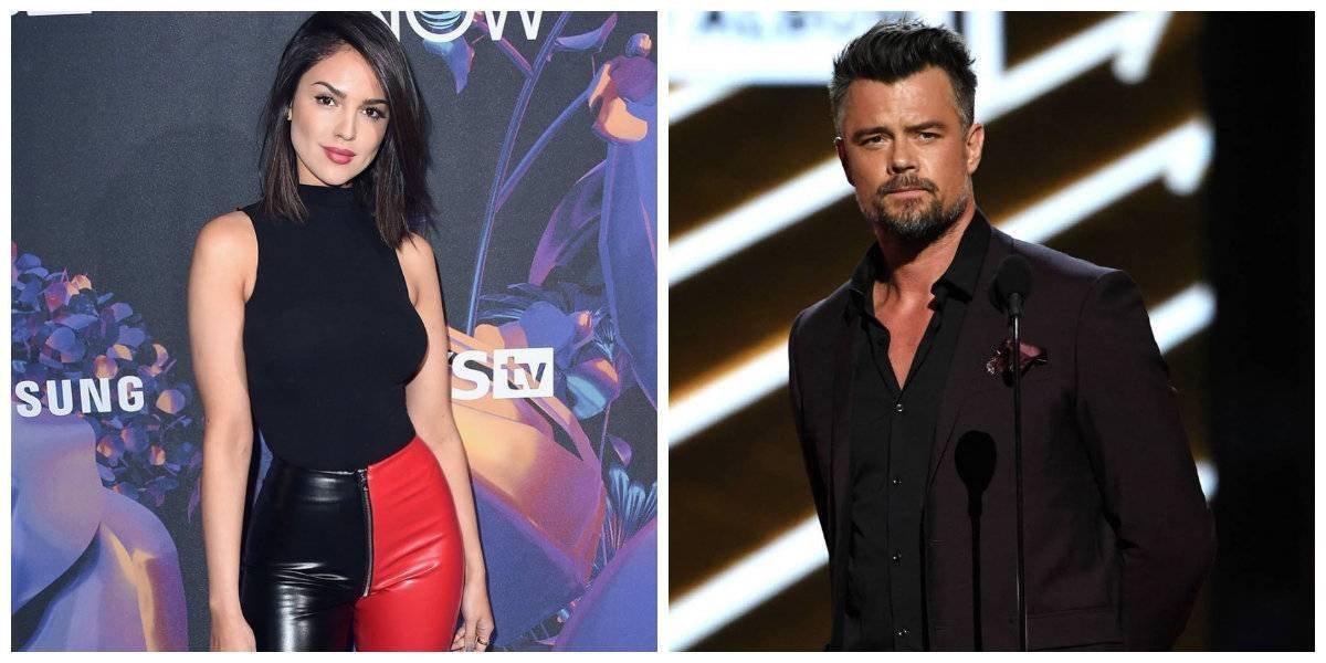 Eiza González podría tener un romance con el ex esposo de Fergie