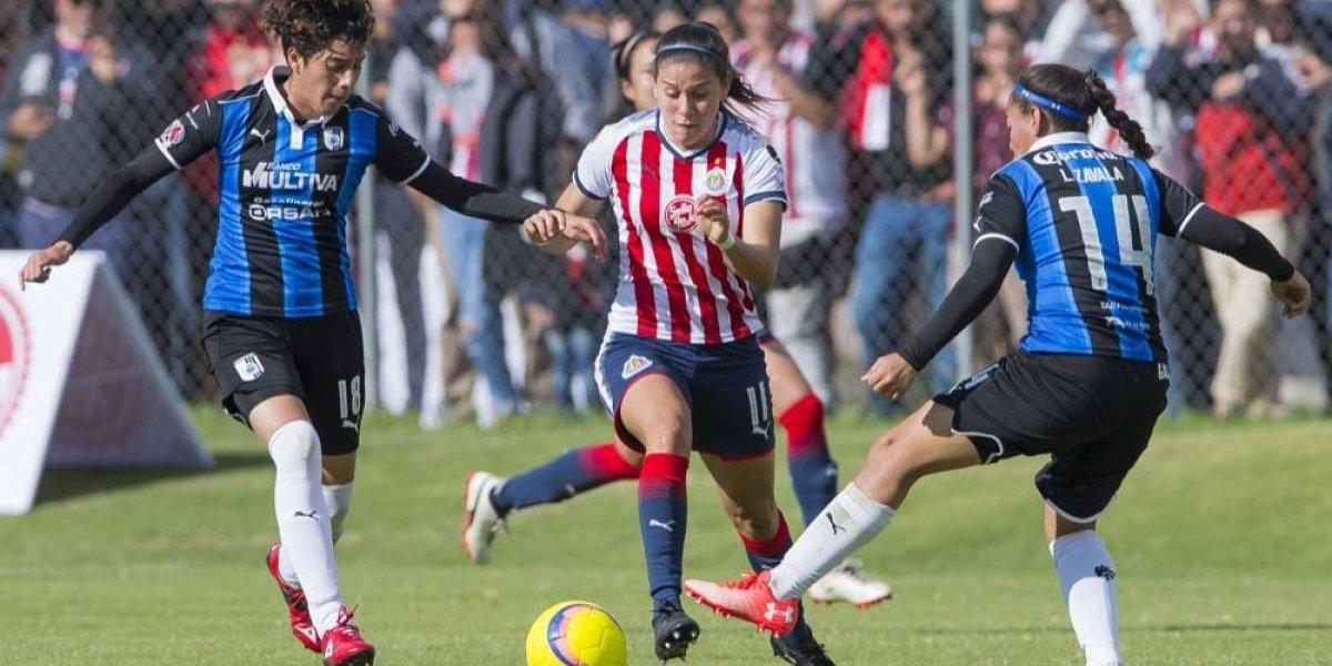 Las mujeres de Chivas sí saben ganar y siguen en zona de calificación