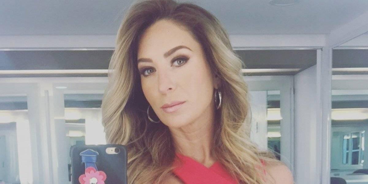 Geraldine Bazán denuncia que es víctima de acoso