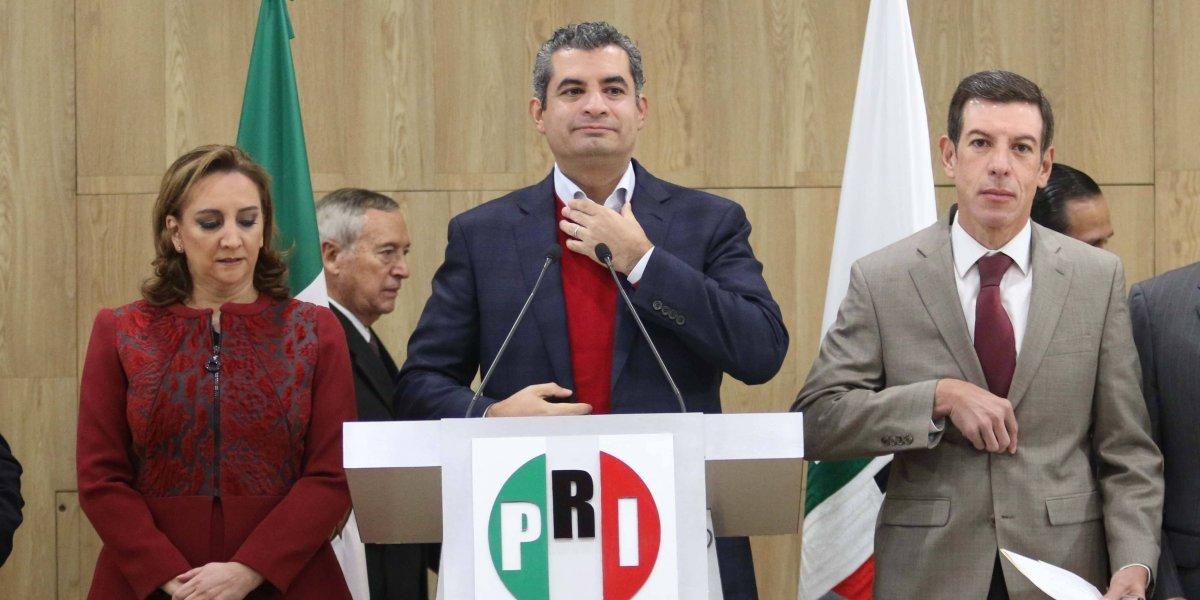 Ochoa dice que habrá respaldo a las priistas en procesos electorales