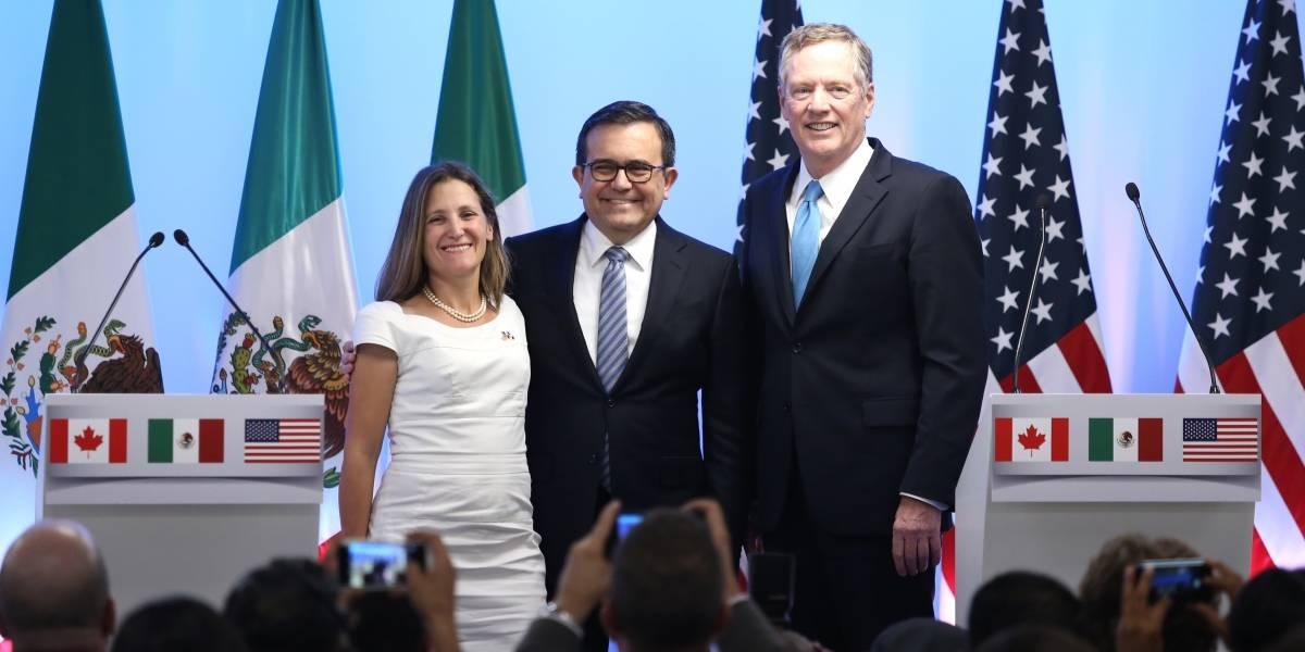 Inicia séptima ronda del Tratado de Libre Comercio de América del Norte
