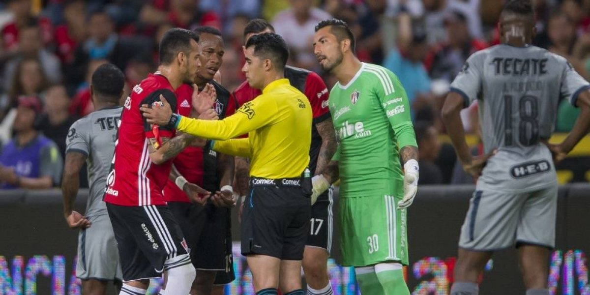 Leiton Jiménez ve una mejor actitud en el Atlas, pese a derrota