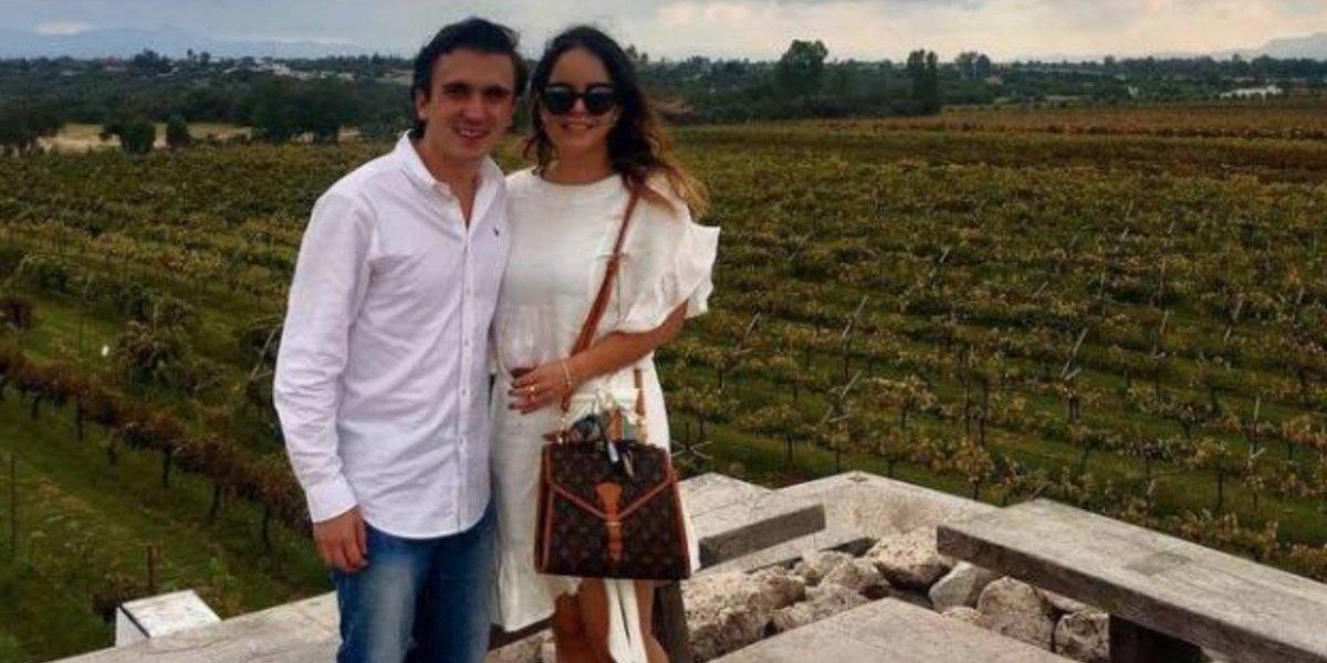'Ludoviquito P.Luche' se casará con hija de Josefina Vázquez Mota