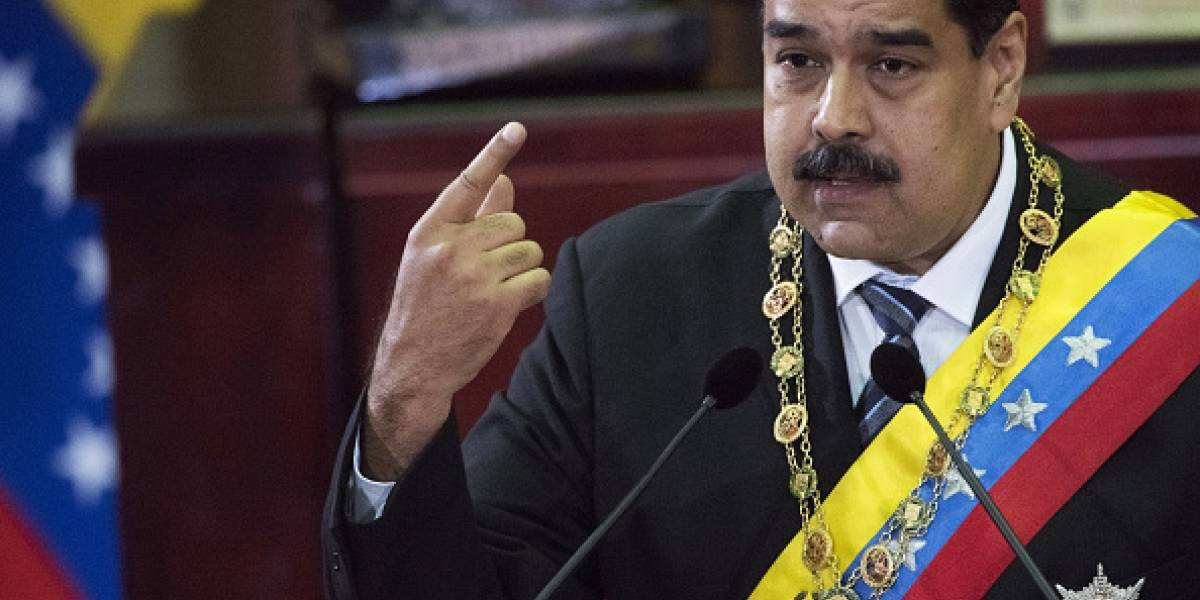 Nicolás Maduro le adelantó a ME-O que no vendrá al cambio de mando