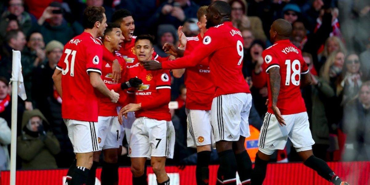 Manchester United remonta y hunde al Chelsea