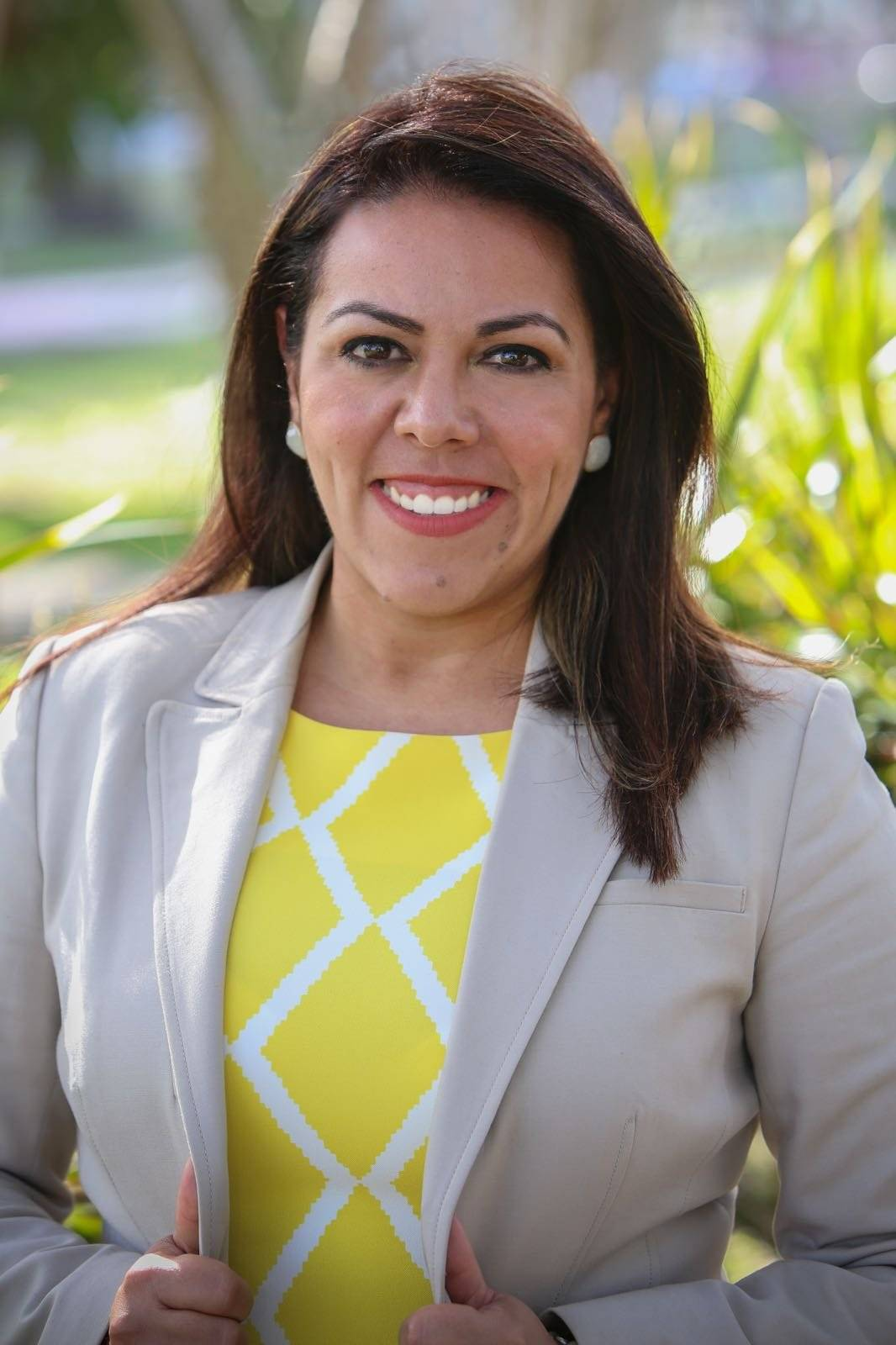 Merlyn Jacet Rivera Zayas, legisladora municipal de Coamo.
