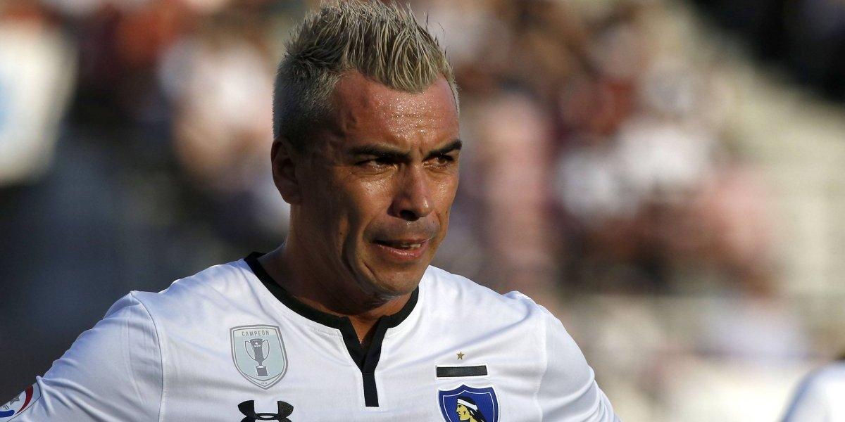 """Esteban Paredes quiere terminar con la mala racha en la Libertadores: """"Estamos muy esperanzados"""""""
