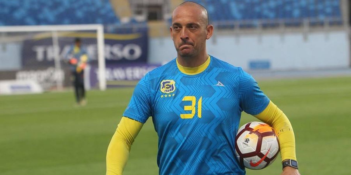 El error ante Caracas le costó la titularidad a Eduardo Lobos en Everton