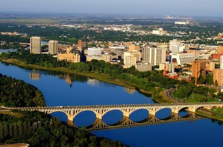Saskatchewan, en Canadá, entre ciudades que te pagan por vivir fuera de tu país