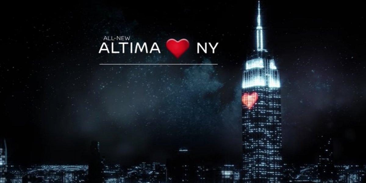 Nuevo Nissan Altima debutará en el Auto Show de Nueva York
