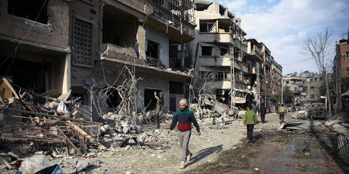 Apesar de trégua imposta pela ONU, ataques continuam na Síria