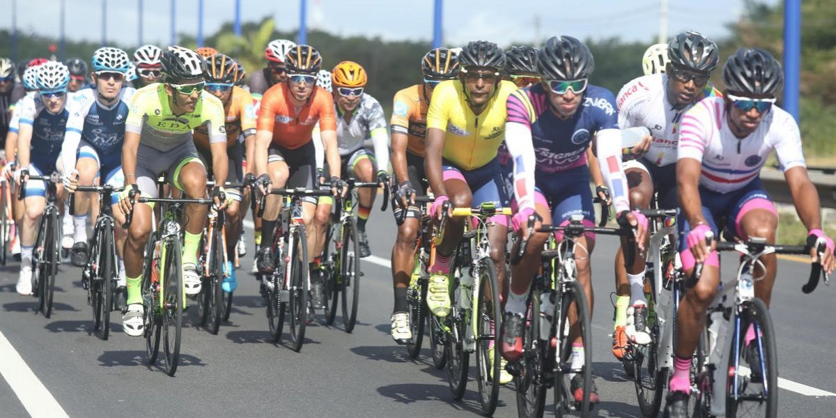 Anthony Rodríguez sale Triunfante en la tercera etapa de la Vuelta Ciclista