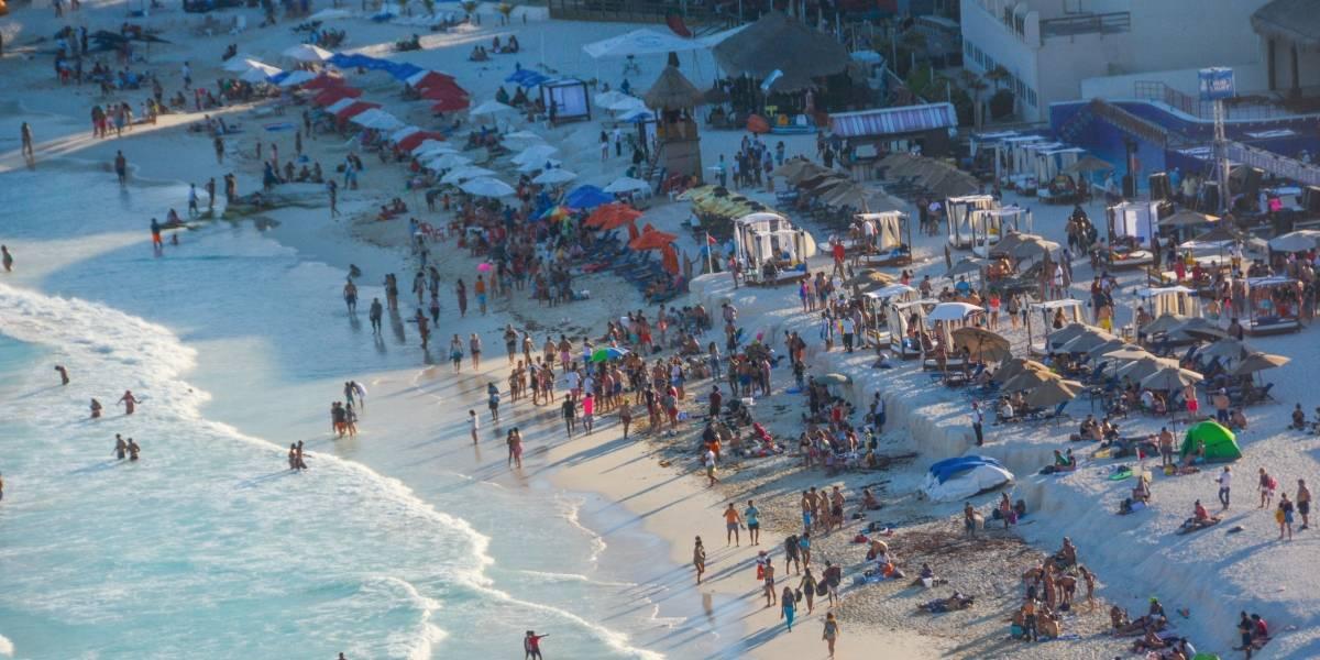 Aumenta 7.1% el número de turistas estadounidenses en Cancún
