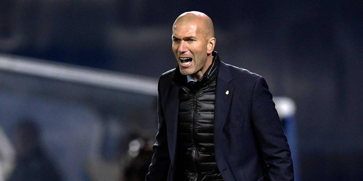 Tras presentar a Cristiano, la Juve ahora va por Zidane