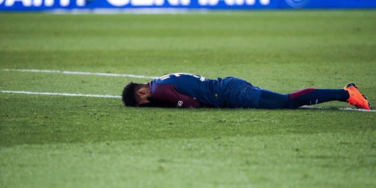 Neymar enciende las alarmas tras los resultados de su lesión