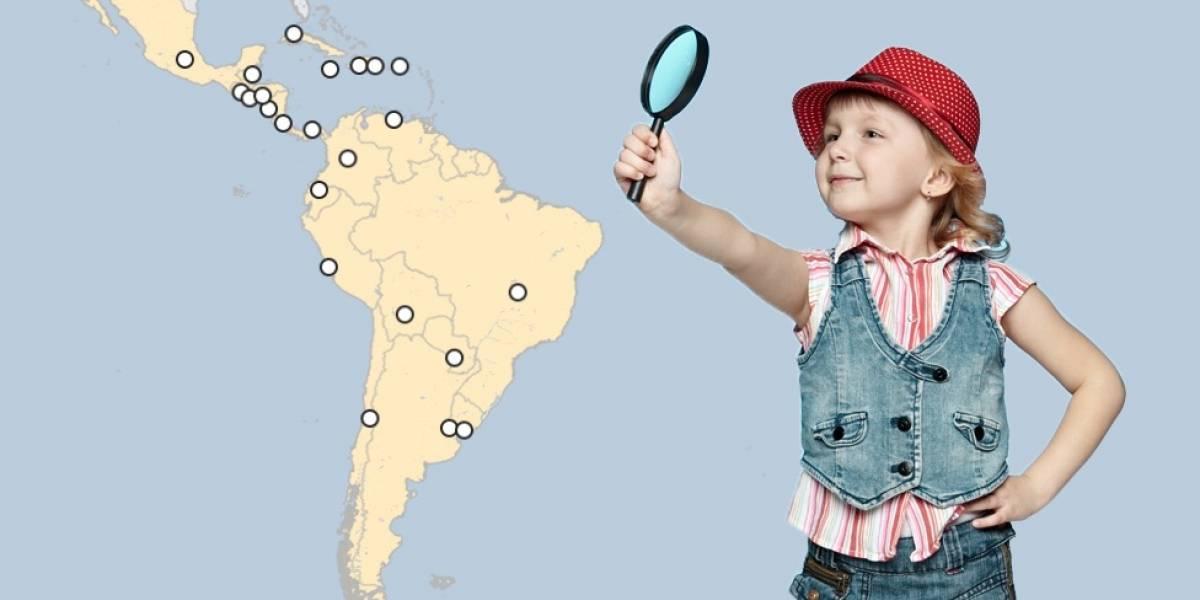 Qual a origem dos nomes das capitais dos países da América Latina?