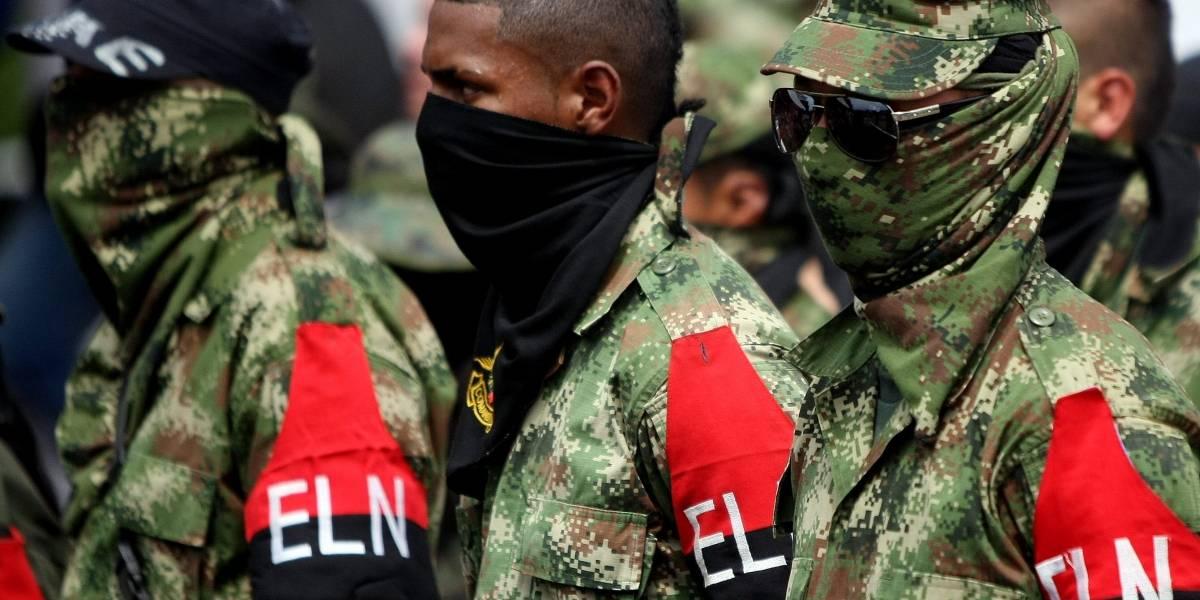 ELN anuncia cese al fuego por elecciones en Colombia
