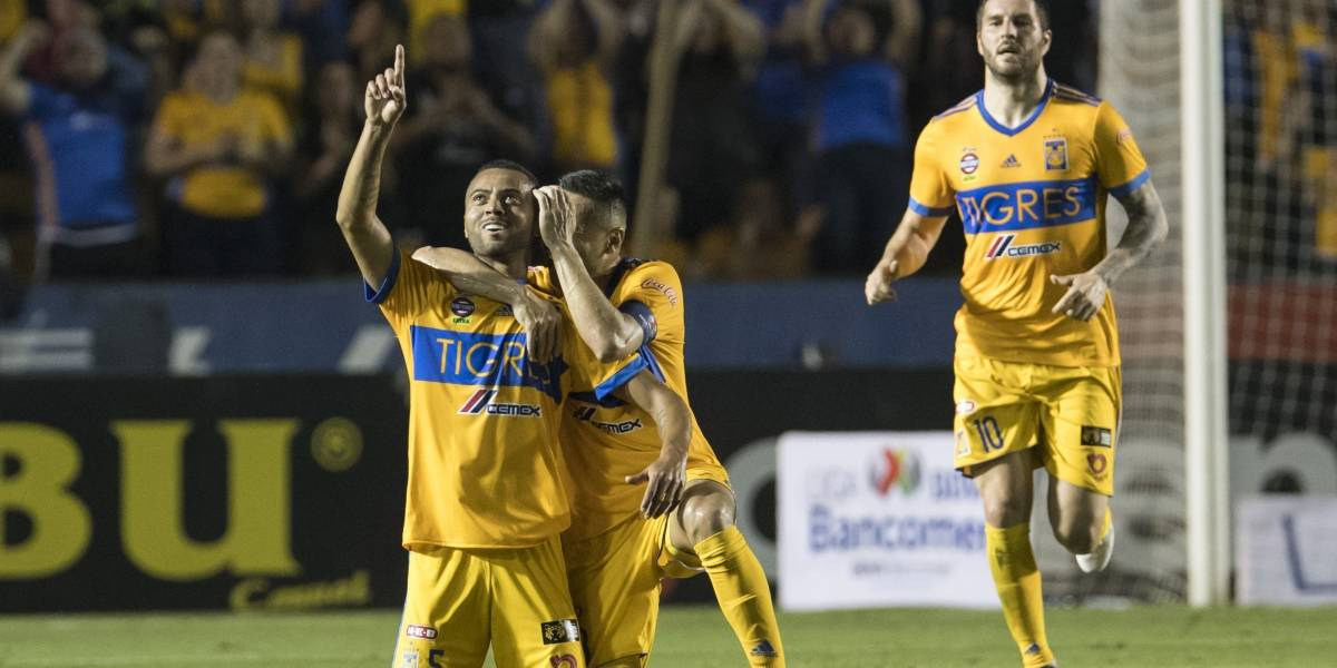 Los Tigres son feroces en casa; reciben al Herediano