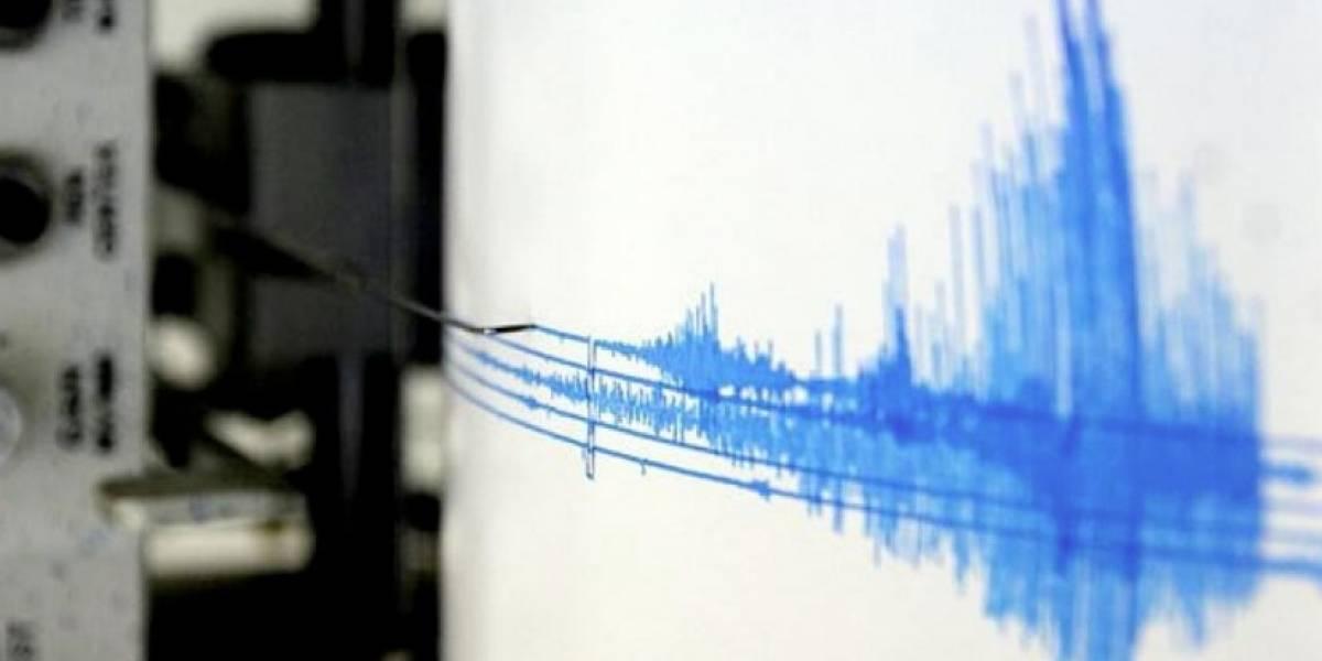 Sismo de magnitud 5.2 sacude Pacífico sur de Costa Rica