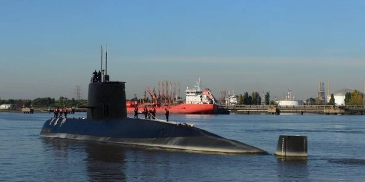 Encuentran el submarino ARA San Juan un año después de su desaparición